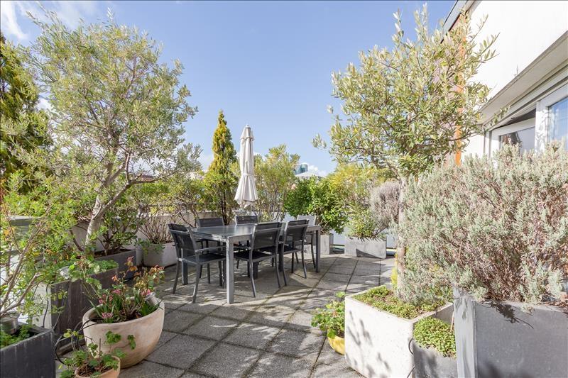 Saint Denis – Appartement 3p – Terrasse – Pkg