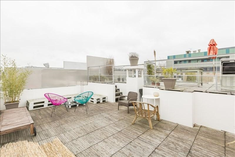 Boulogne Billancourt – Rives de Seine – Appartement 2p – Terrasse – Pkg