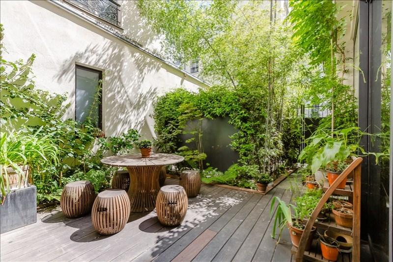 Paris 02 – Le Mail Sentier – Loft 4p – Jardin