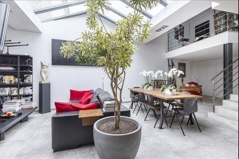 Carrières sur Seine – Maison Loft 6p – Cour – Terrasse – Jardin – Gge