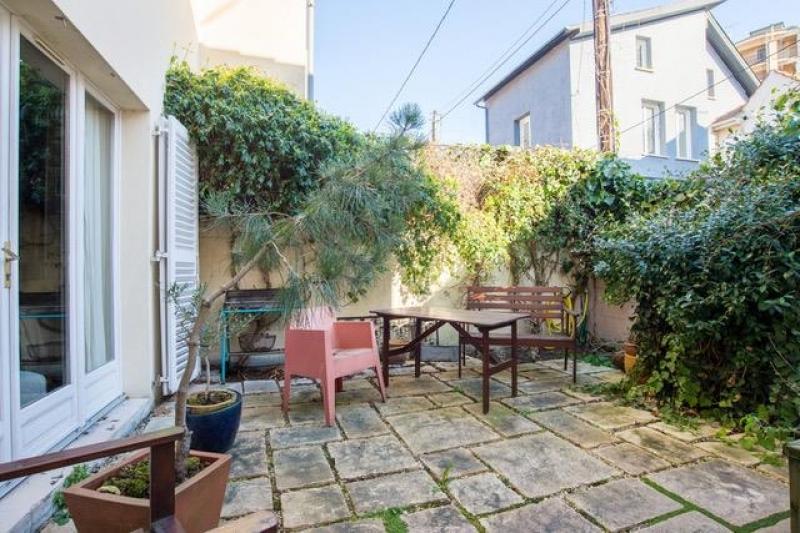 La Garenne Colombes – Maison 3p – Jardin