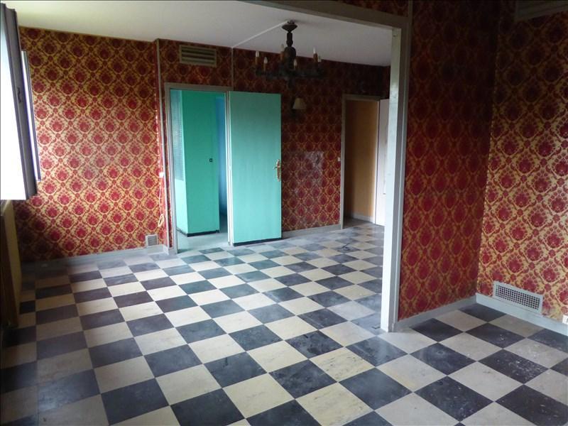 Vendu - TERRASSES ET JARDINS - Joinville - Centre - Appartement 3p - Travaux