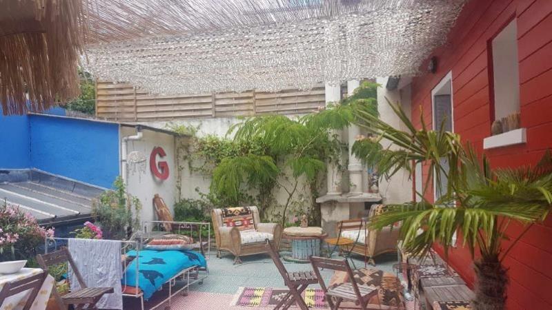 Paris 19 – Crimée – Appartement 3p – Dernier étage – Terrasses