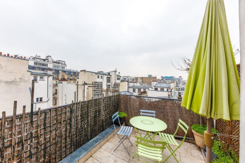 Paris 03 – Le Marais – Triplex 3p – Terrasse