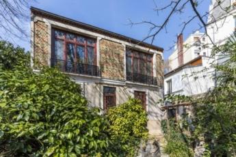 Paris 20 - Parc de Belleville - Maison 7p - Jardins - TERRASSES ET JARDINS