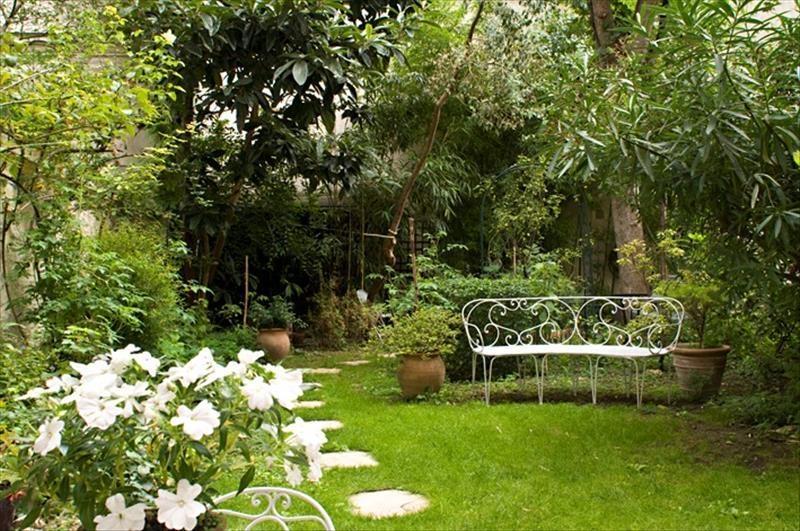 Paris 06 – Notre Dame des Champs – Appartement 2p – Jardin – Terrasse