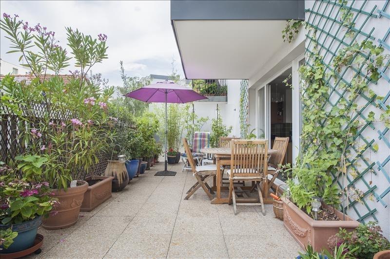 Arcueil – Vache Noire – Appartement 2p – Terrasse – Pkg