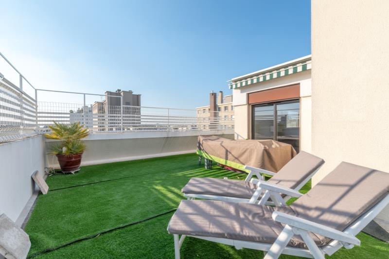 Montrouge – Mairie – Appartement 4p – Dernier étage – Terrasse – Box