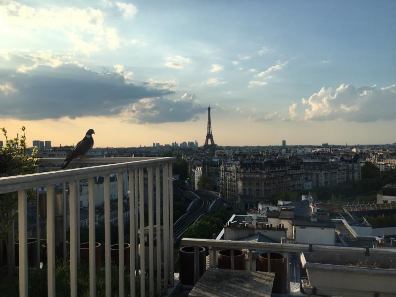 Paris 15 – Pasteur – Duplex 5p – Dernier étage – Terrasses