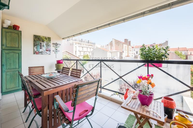 Malakoff – Centre – Dernier étage – Appartement 5p – Terrasse – Pkg