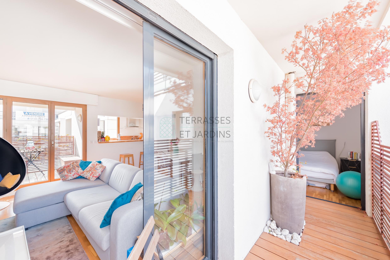 Issy-les-Moulineaux – La Ferme – Appartement 2p – Balcons – Pkg