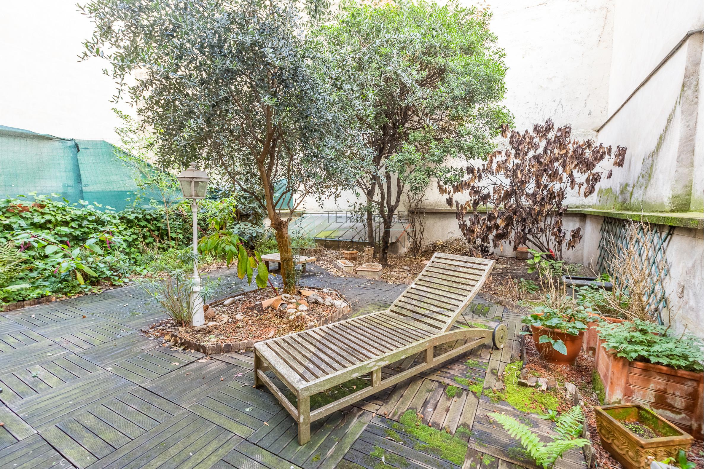 Paris 18 – Jules Joffrin – Appartement 4p + Studio – Terrasse
