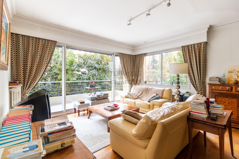 Neuilly sur Seine – La Plaine des Sablons – Appartement 3p – Terrasse