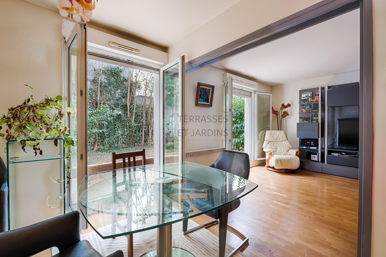 Paris 11 – Nation – Appartement Duplex 4p – Terrasse – Jardin – Box