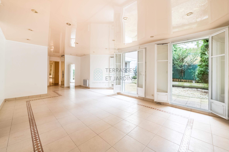 Saint Maurice – Centre/Bras de Marne – Appartement 3p – Jardin-terrasse – Pkg