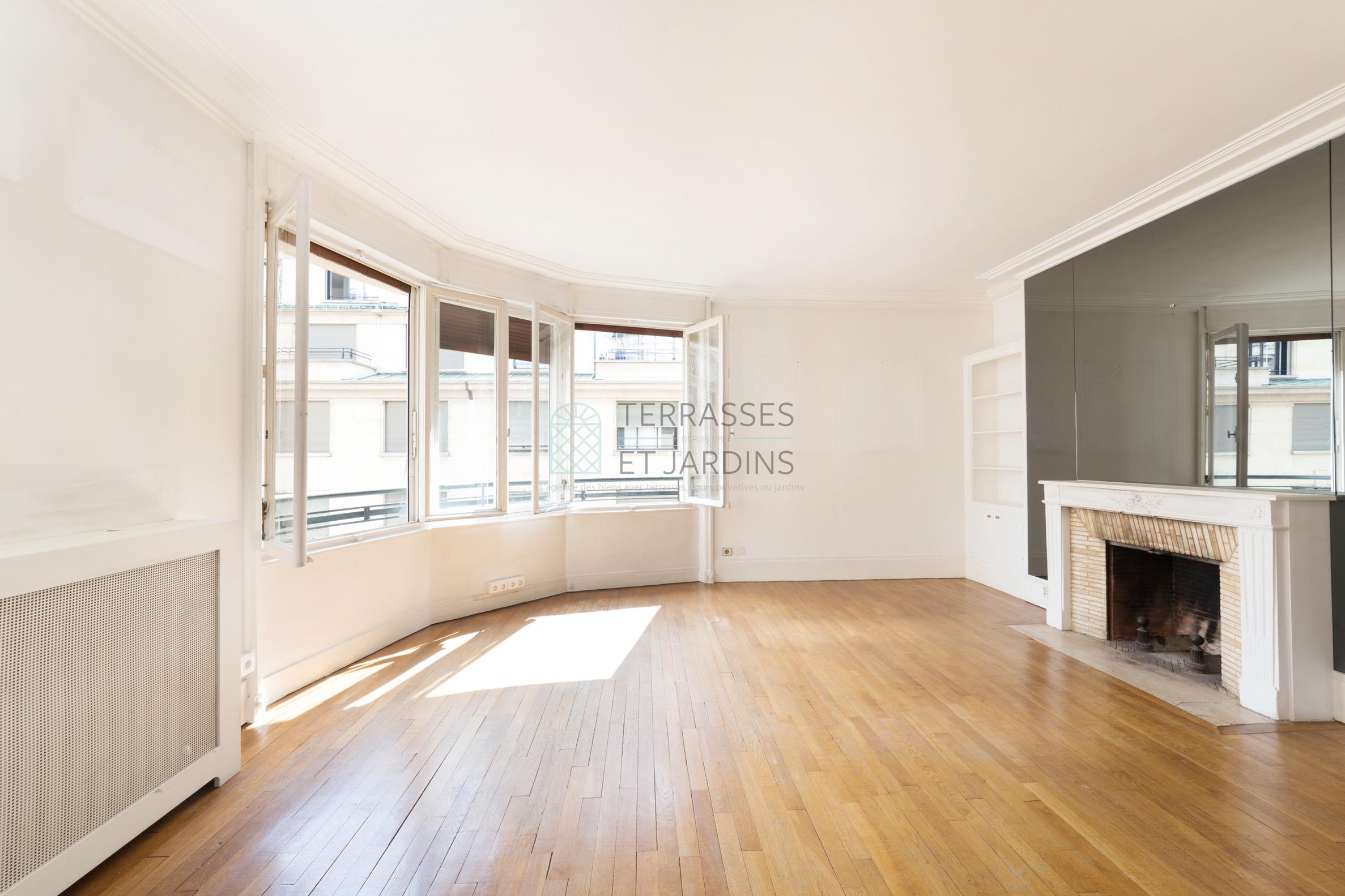 Paris 16 – Porte Maillot/Etoile – Appartement 3p – Lumineux