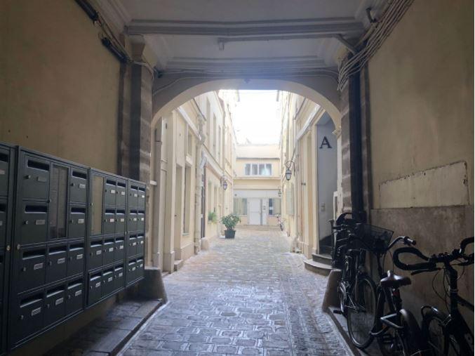 Paris 11 – Bastille/Popincourt – Studio – Dernier étage