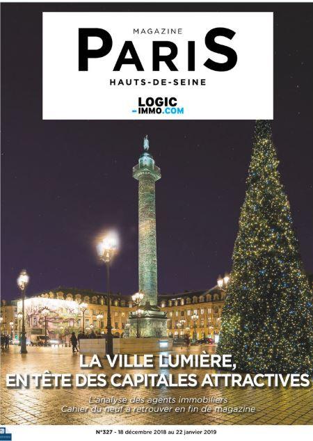 Magazine Logicimmo N°327 - TERRASSES ET JARDINS