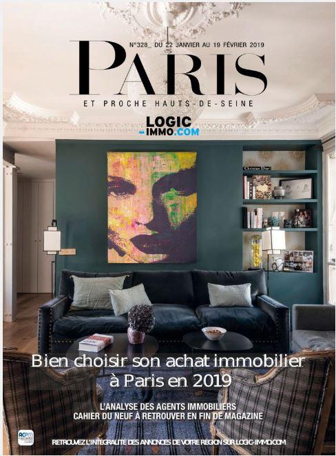 Magazine Logic-immo N°328