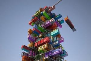 Hive In : Un Hôtel-Jenga modulable en fonction de la demande