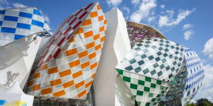 Fondation Louis Vuitton – Buren