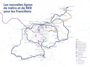 Grand Paris Express : nouveau calendrier des travaux