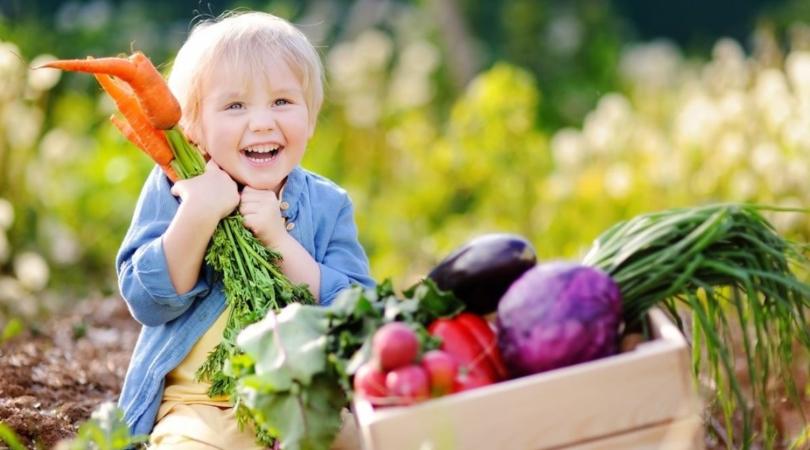 Jardiner avec ses enfants - TERRASSES ET JARDINS
