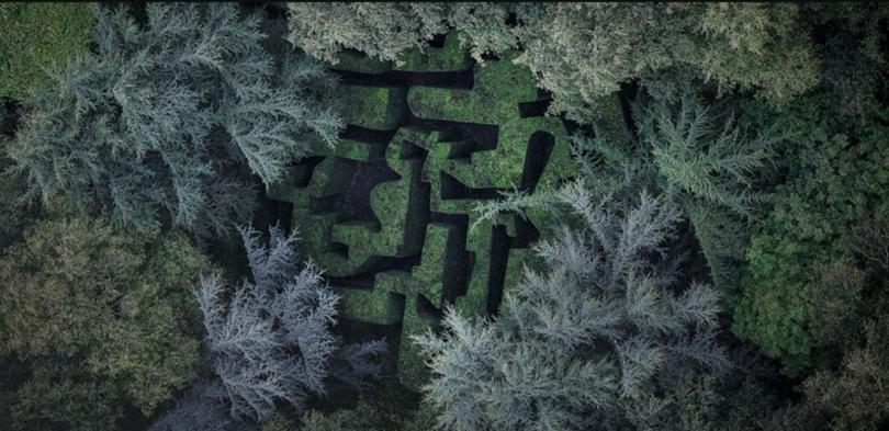 Les plus beaux jardins en France - TERRASSES ET JARDINS