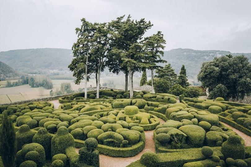 Les plus beaux jardins en France ! - TERRASSES ET JARDINS - 1