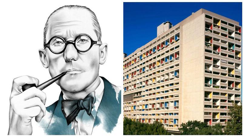Le Corbusier, l'architecte visionnaire