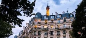 Le marché de l'immobilier parisien ne chutera pas