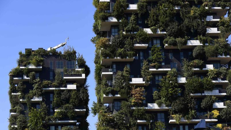 Les «forêts verticales» de Milan