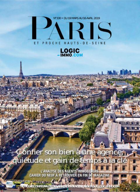 Magazine Logic-immo N°330