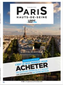 Magazine Logic-immo N°298 – Edition spéciale