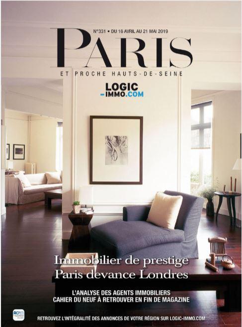 Magazine Logic-immo N°331
