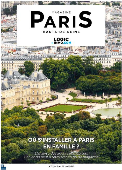 Magazine Logic-immo N°319