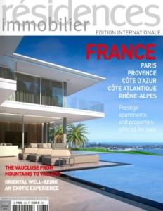 Oct. 2020 – Magazine Résidences Immobilier