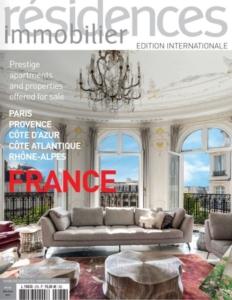 Mai Juin 2021 – Magazine Résidences Immobilier N°276