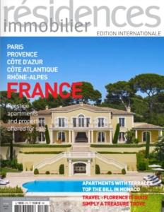 Août 2021 – Magazine Résidences Immobilier N°279