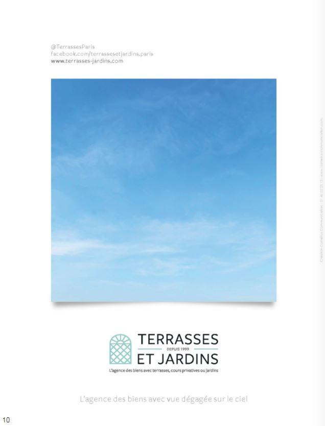 Juillet 2021 - Magazine Résidences Immobilier N°278 - TERRASSES ET JARDINS PUB