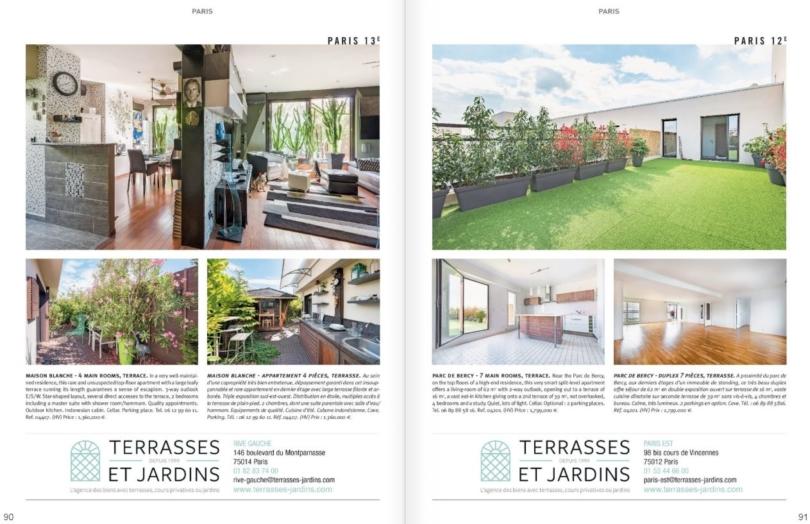 Joyeux 25 ans au Magazine Résidences Immobilier
