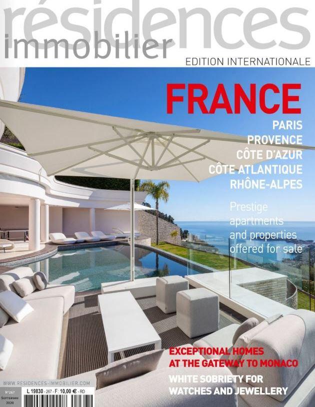 Magazine Résidences Immobilier Septembre 2020