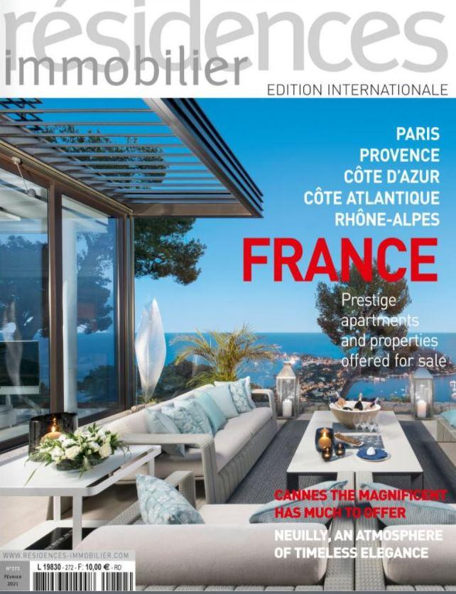 Fév. 2021 – Magazine Résidences Immobilier