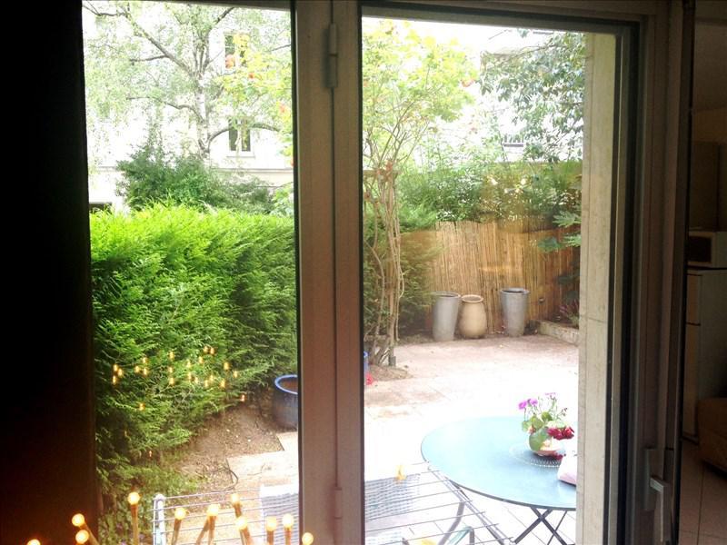 Appartement 1p à vendre à NEUILLY SUR SEINE avec Appartement rez-de ...