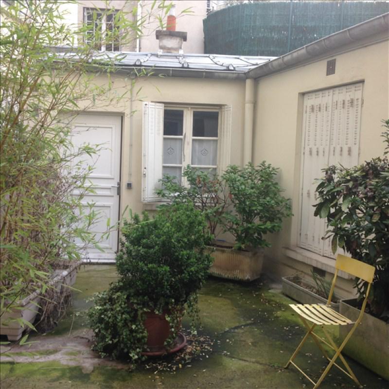 appartement 1p à vendre à paris 14 avec - terrasses et jardins - 03675