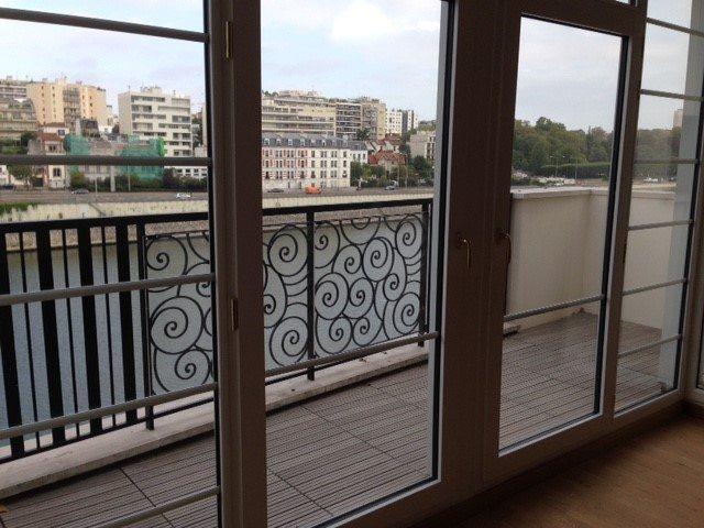 Neuilly – Île de la Jatte – Appartement 4p  – Terrasses – Box