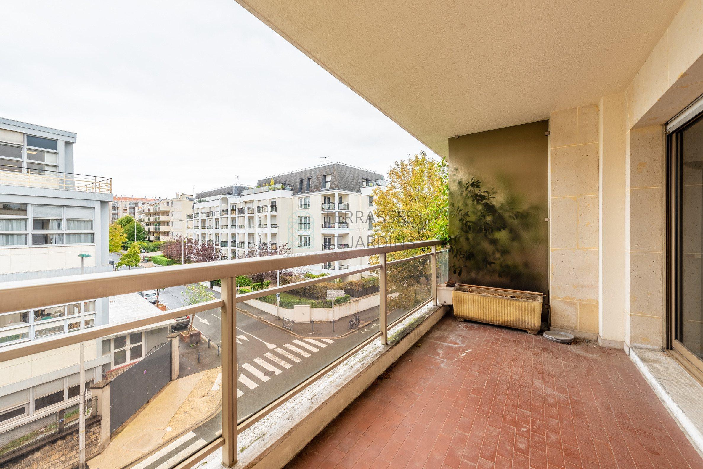 Nogent sur Marne – Studio 2p – Terrasse