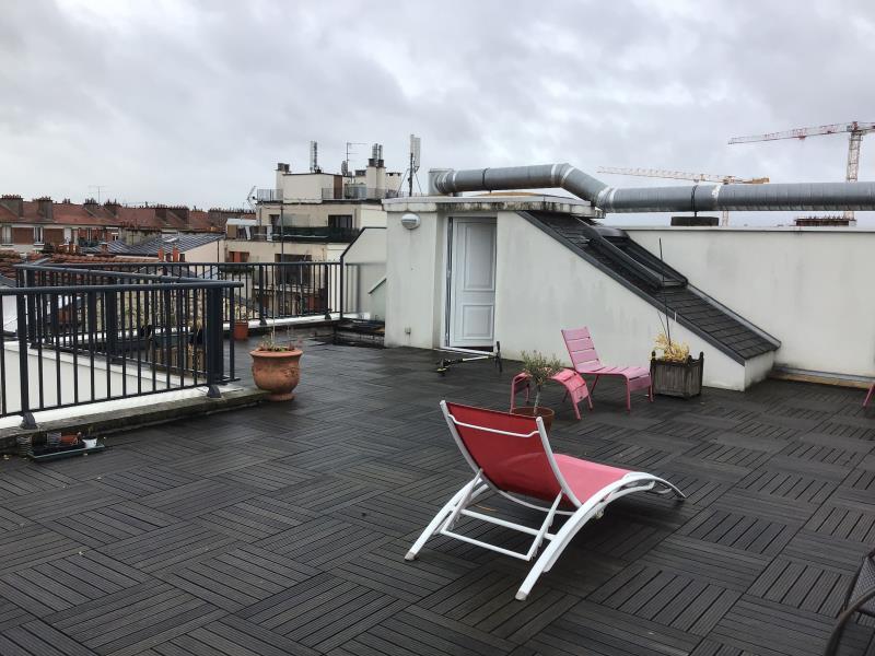 Alfortville – Centre – Appartement 4p – Terrasses – Box