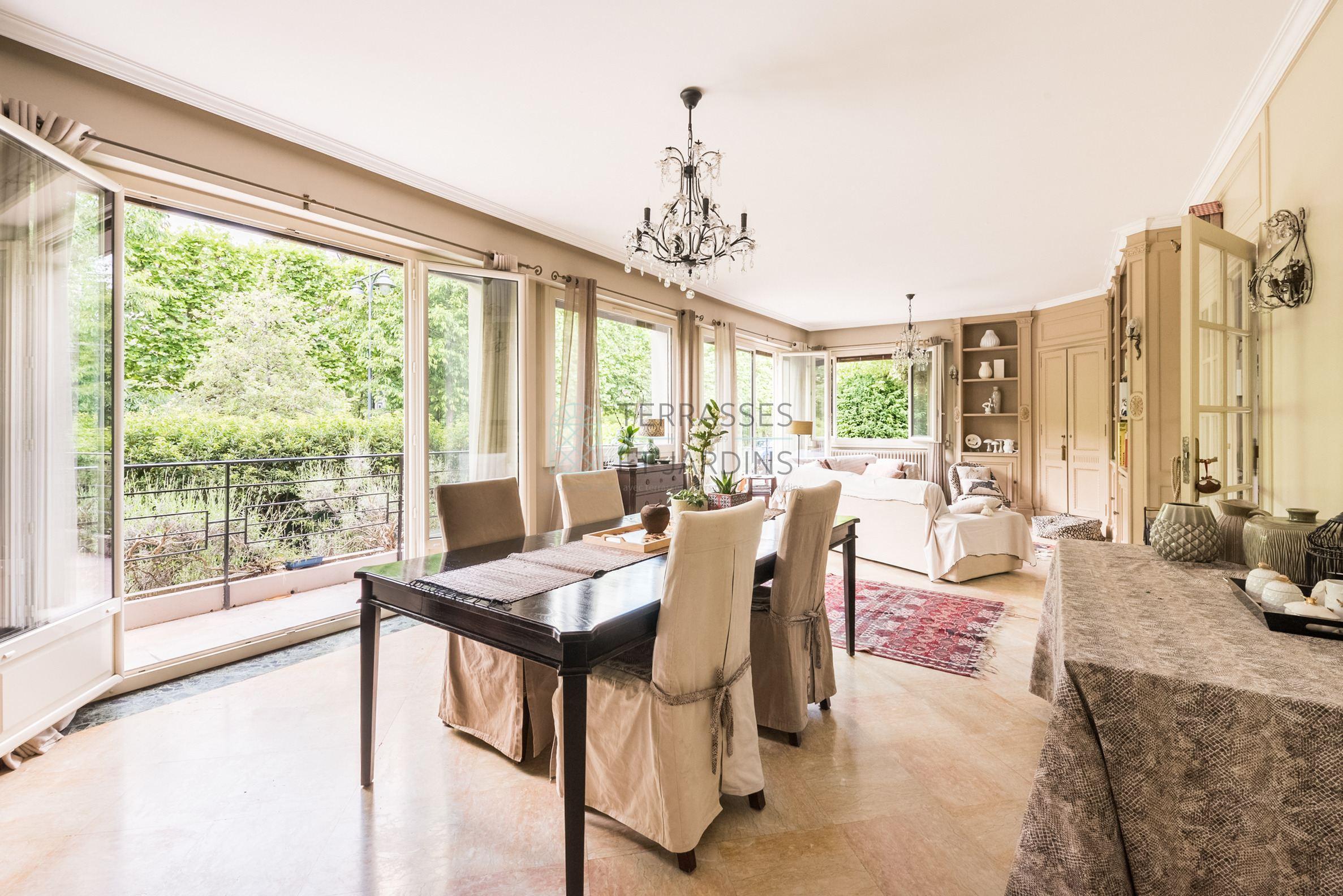 Maisons Alfort – Bords de Marne – Maison 6p – Jardin – Gge
