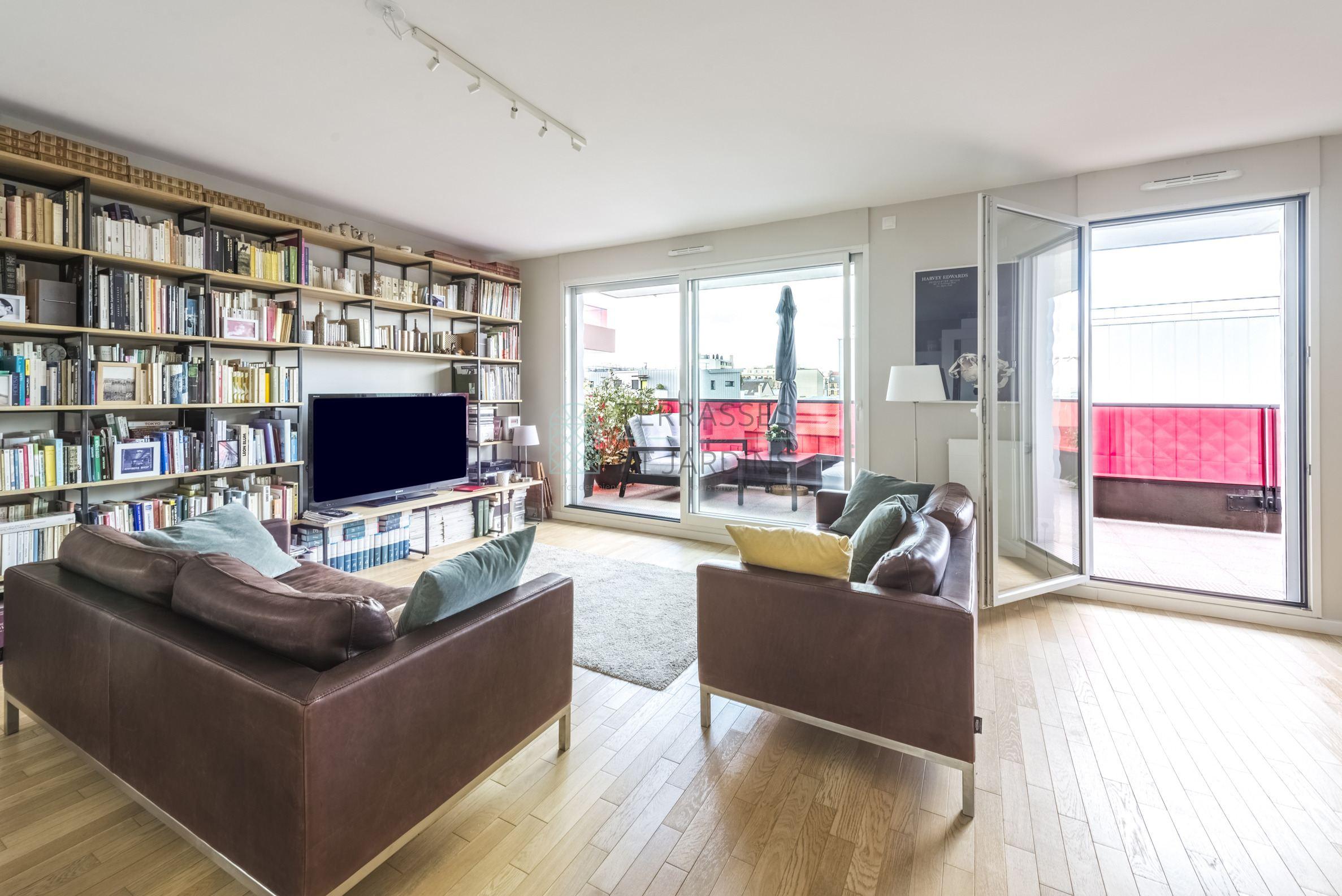 Boulogne – Proximité Paris – Appartement 4p – Terrasse – Pkg